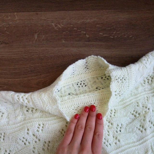 Уютный свитер Dexia