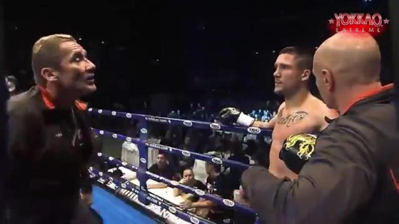 K 1 Dzhabar Askerov VS Andy Souwer Yokkao (Low)