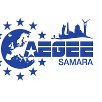 Логотип AEGEE - Samara