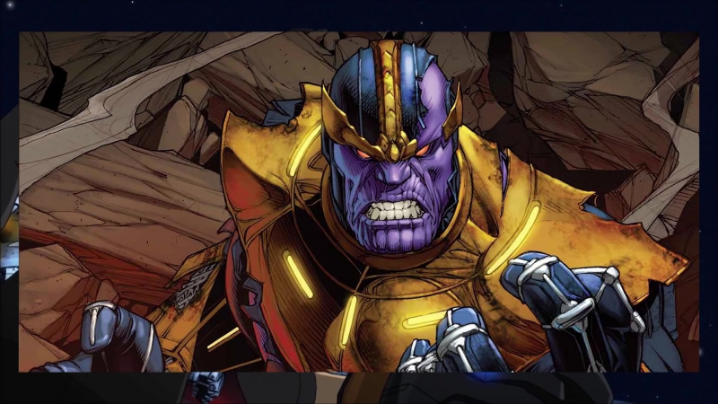 12 фактов о Таносе