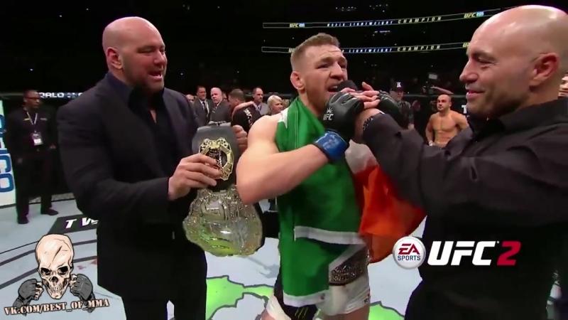 UFC 205_ Послематчевое интервью Конора МакГрегора