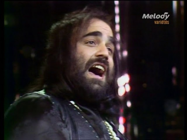 Demis Roussos - From Souvenirs To Souvenirs 1975 (High Quality)