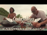 Endorphin.es - Shuttle System in performance with handpan