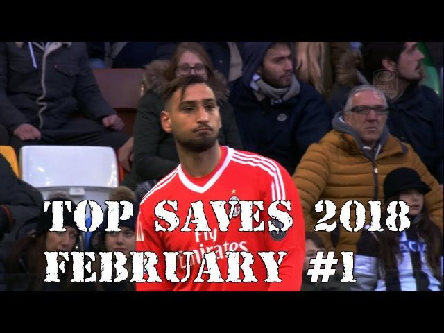 TOP SAVEs of the Week | February 1 17/18 - Ralf Fahrmann, Gianluigi Donnarumma