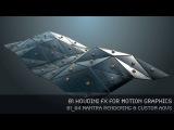 Houdini MoGraph Rasterizer 01 04 - Mantra Rendering & AOVs engl