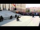 Показуха ветеранов спецназа 9 мая 2014 года Томск.