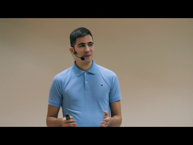 VR/AR as a new way of perception | Daniil Savchuk | TEDxSPbPU