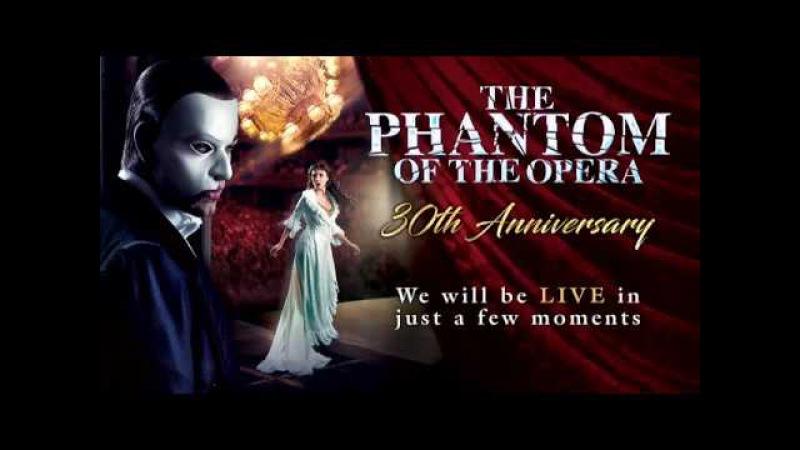 Ben Forster - Phantom 30th Anniversary encore performance - 9 October 2016