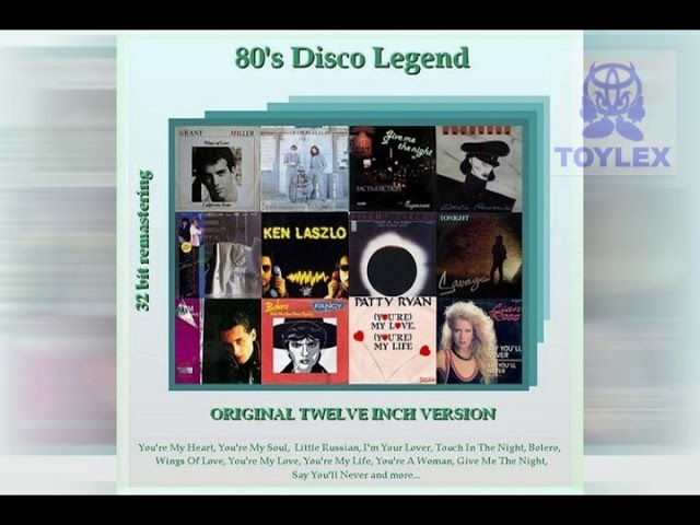 80's Disco Legend