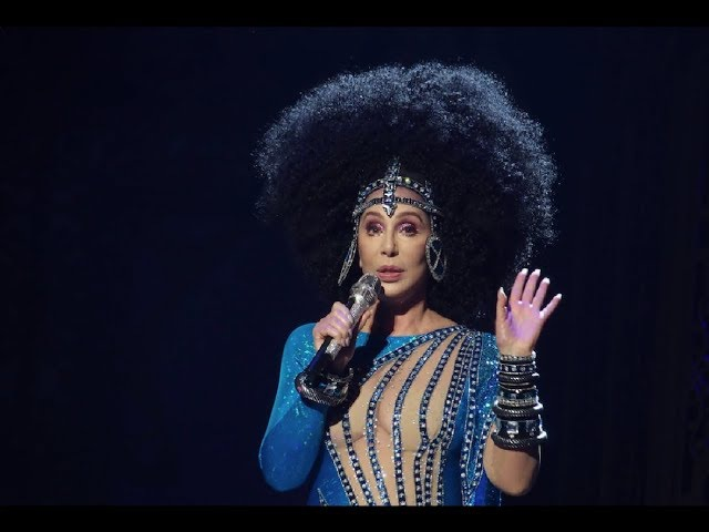 CHER - Strong Enough (Live 25.11.2017) ...