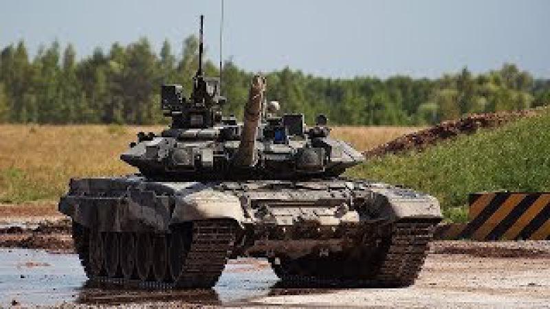 Российские танки Т-90 разочаровали индусов