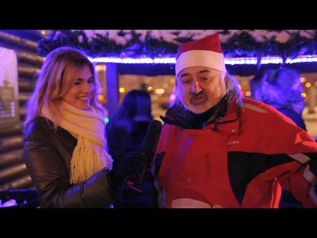 Что такое Рождество Natalie Tishman cпрашивает Минчан на Немиге