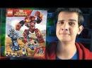 LEGO Война Бесконечности - НОВЫЙ ХАЛКБАСТЕР 76104