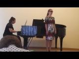 Алиса Калина J. Brahms vergebliches Standchen