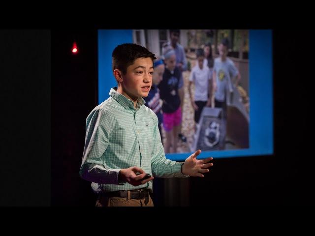 A young inventor's plan to recycle Styrofoam | Ashton Cofer