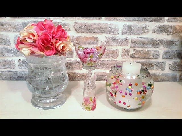 4 КОМПОЗИЦИИ В ВАЗАХ.. 4 types of interior decorations