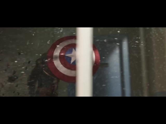 Captain America • Deadpool Trailer