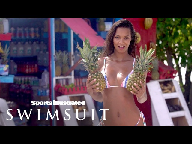 Lais Ribeiro Gives You A Taste Of Her Bahamas Fun | Outtakes | Sports Illustrated Swimsuit