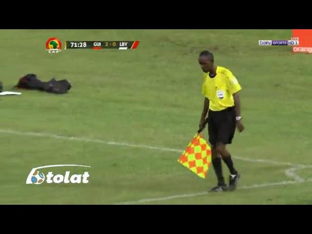 Guinea vs Libya 3 2 All Goals Highlights 31 08 2017