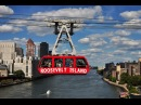 Roosevelt Island Tramway Part 2 | East River View, New York City | Stock Footage [HD]