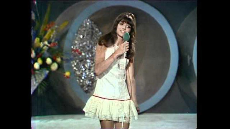 Daniela - Warum denn gleich's auf Ganze geh'n? 1969 г. Германия.