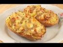 Картошка Фаршированная Мясом и Сыром Очень Вкусно