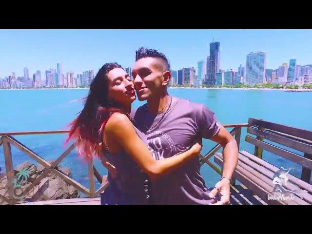 Baila Mundo Aline Borges e Michael Boy Zouk'n Beach 2017