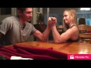 Arm Wrestling { Failure } Honest Match