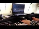 И.С. Бах Менуэт ре минор SoftMizart Gentle Piano Kawai KDP 90