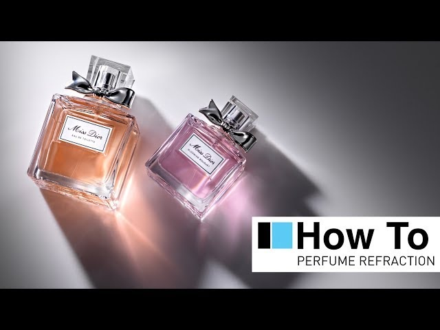 Broncolor How To - Part 24 Perfume Refraction