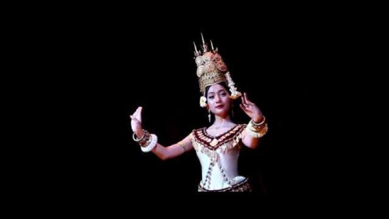 Кхмерские национальные танцы
