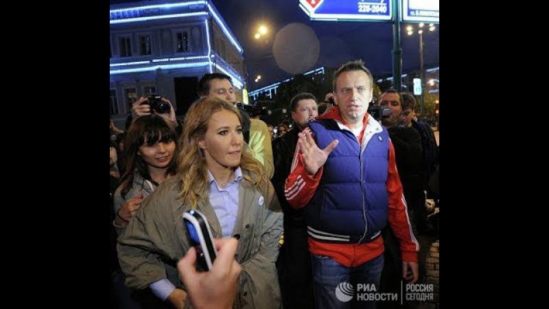 Путин на выборах будет соревноваться с двумя идиотами