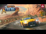 Traffic Xtreme 3D Fast Car Racing &amp Highway Speed - Геймплей  Трейлер