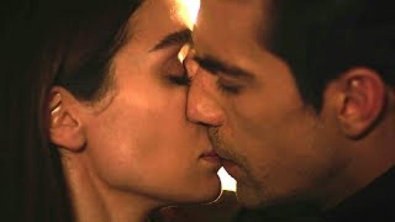 Siyah Beyaz Aşk Ferhat ile Aslı'nın romantik gecesi