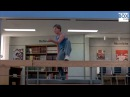 Dancing In The Library | The Breakfast Club | SceneScreen