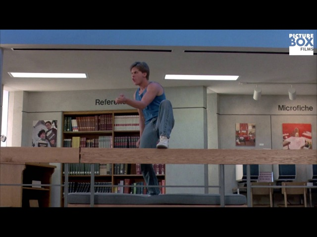 The Breakfast Club | Dancing In The Library