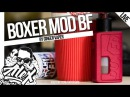 Boxer BF Squonk Mod by Ginger Vaper l from l Alex VapersMD review 🚭🔞