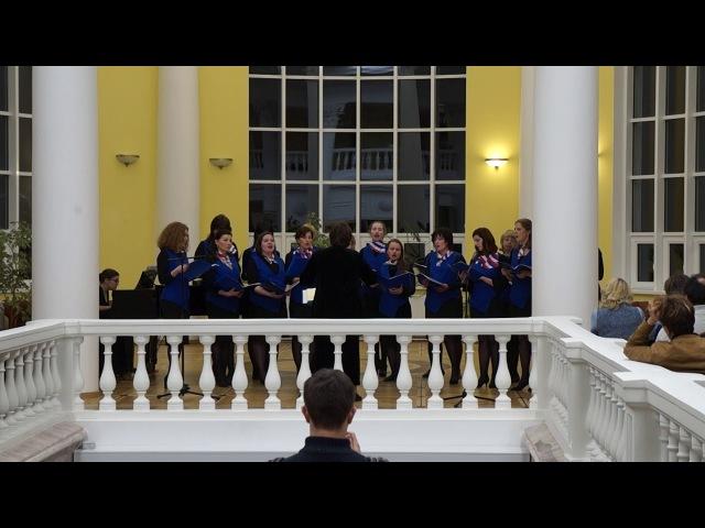 Французский хор Санкт-Петербурга - Ensemble (Jean-Jacques Goldman cover)