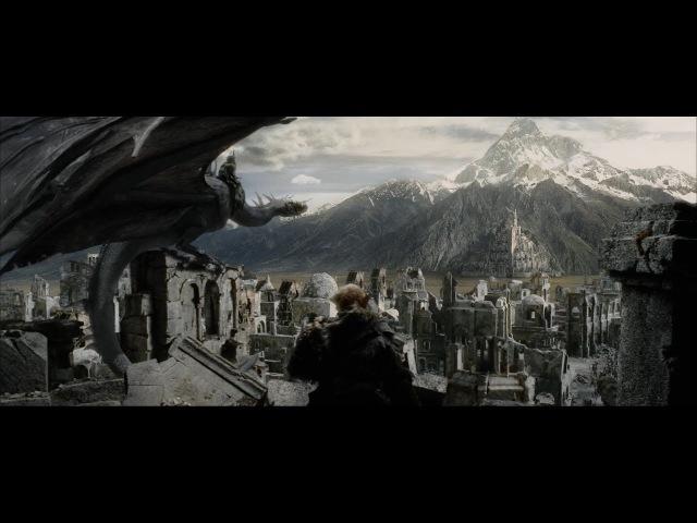 Король чародей приказывает бросить в бой все легионы и не ослаблять натиск пока Гондор не падёт Пипин приносит клятву