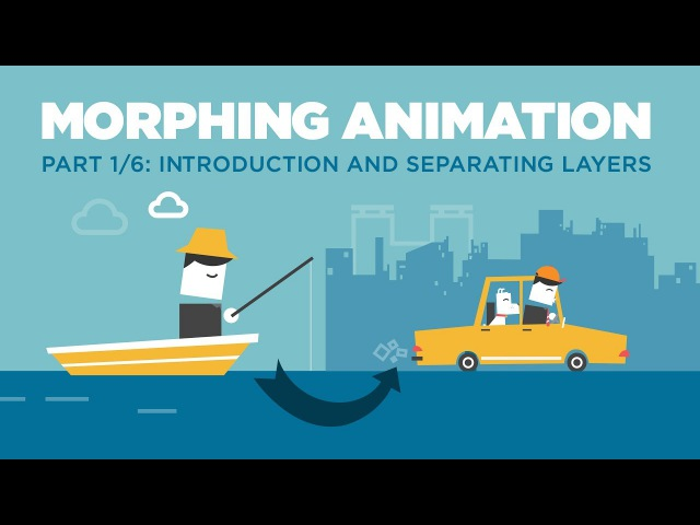 Morphing Animation Tutorial: Working with Illustrator (Part 1/6)