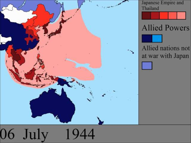 World War II in the Pacific: Every Day