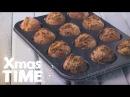Маффины с кленовым сиропом и беконом || Новогодние и Рождественские Рецепты на FOO