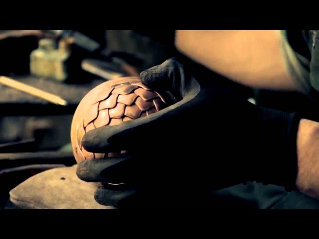 Создание яйца Дракона из сериала Игра престолов