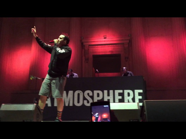 Atmosphere - Fuck You Lucy (Live @ The Greek Theatre Berkely)