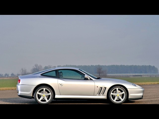 Ferrari 575 M Maranello F1 Worldwide '2001–06