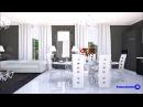 стиль АР-ДЕКО в интерьере, дизайнер Ольга Глушкова, студия S-8