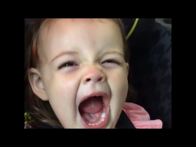 Little Girl Can't Say Ice Cream