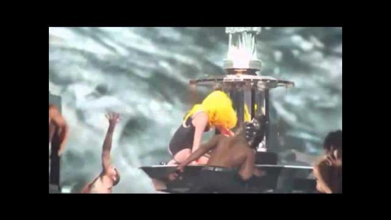 Los 4 Accidentes Mas Tragicos De Lady GaGa.wmv