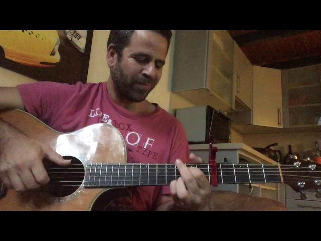 Sultans Of Swing (Dire Straits)- Acoustic Cover- Yoni Schlesinger