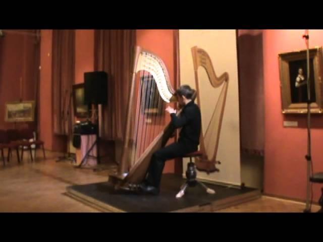 Artemy Izmaylov (harp) / Артемий Измайлов (арфа) - (16 years old)